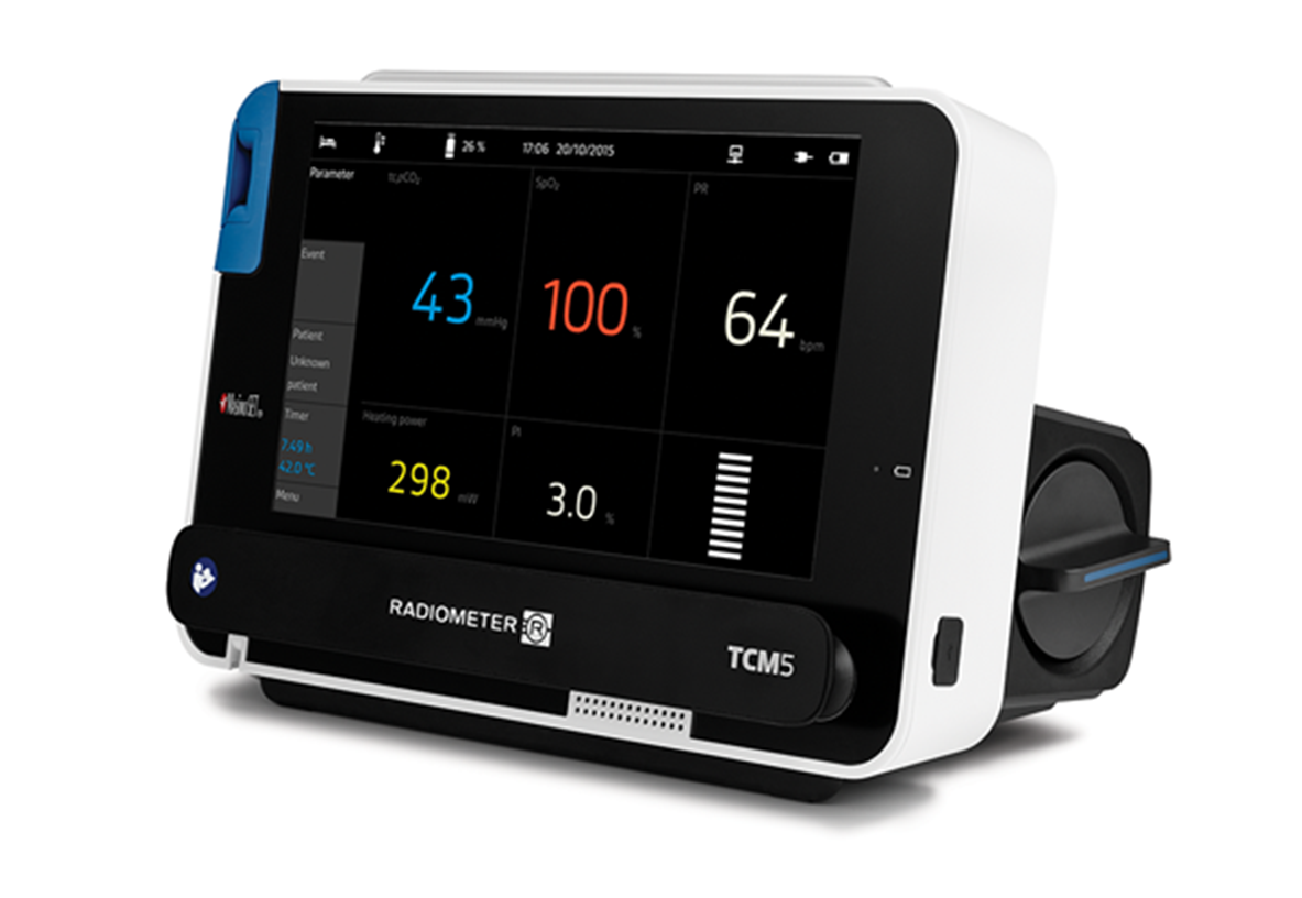 TCM5 Basic transcutaneous monitor